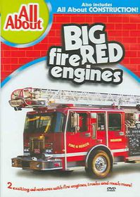 All About Fire Engines/All About Construction - (Region 1 Import DVD)