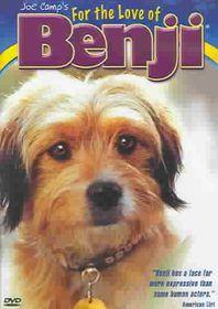 For the Love of Benji - (Region 1 Import DVD)
