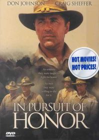 In Pursuit of Honor - (Region 1 Import DVD)