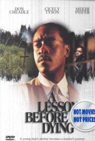 Lesson Before Dying - (Region 1 Import DVD)