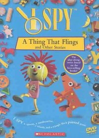 I Spy: A Thing That Flings and Other Stories - (Region 1 Import DVD)