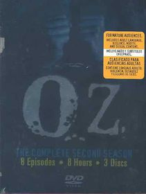 Oz:the Complete Second Season - (Region 1 Import DVD)