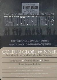 Band of Brothers - (Region 1 Import DVD)