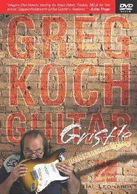 Greg Koch Guitar Gristle - (Region 1 Import DVD)