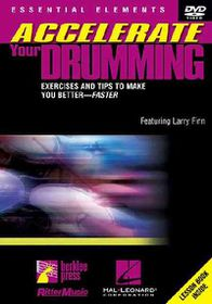 Accelerate Your Drumming - (Region 1 Import DVD)