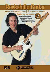Rockabilly Guitar 2 - (Region 1 Import DVD)