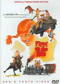 Pippi on the Run - (Region 1 Import DVD)