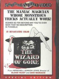 Wizard of Gore - (Region 1 Import DVD)