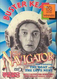 Navigator - (Region 1 Import DVD)