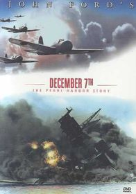 December 7th the Pearl Harbor Story - (Region 1 Import DVD)