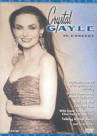Crystal Gayle in Concert - (Region 1 Import DVD)