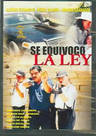 Se Equivoco La Ley - (Region 1 Import DVD)