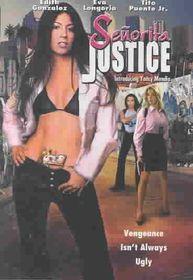 Senorita Justice - (Region 1 Import DVD)
