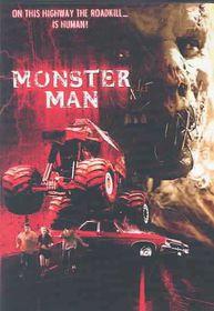 Monster Man - (Region 1 Import DVD)