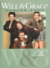 Will & Grace:Season Four - (Region 1 Import DVD)