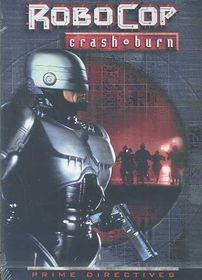 Robocop 4:Crash & Burn - (Region 1 Import DVD)