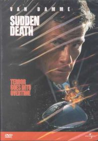 Sudden Death - (Region 1 Import DVD)