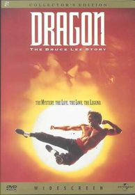 Dragon:Bruce Lee Story - (Region 1 Import DVD)