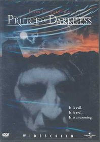 Prince of Darkness - (Region 1 Import DVD)