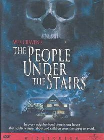People Under the Stairs - (Region 1 Import DVD)