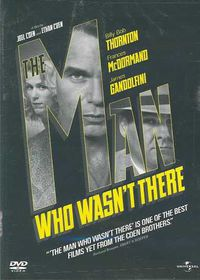 Man Who Wasn't There (Region 1 Import DVD)