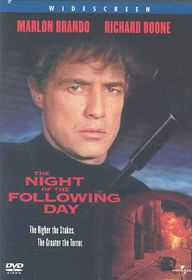 Night of the Following Day - (Region 1 Import DVD)