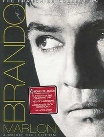 Marlon Brando 3 Movie Collection - (Region 1 Import DVD)