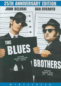 Blue's Brothers 25th Anniversary Edition - (Region 1 Import DVD)