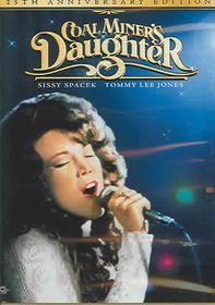 Coal Miner's Daughter 25th Anniversary Edition - (Region 1 Import DVD)
