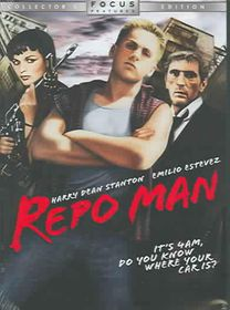 Repo Man Special Edition - (Region 1 Import DVD)