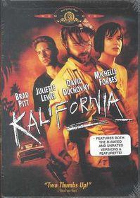 Kalifornia - (Region 1 Import DVD)