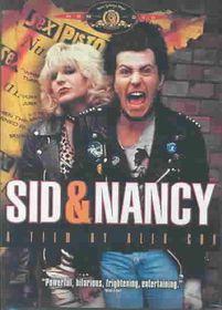 Sid & Nancy - (Region 1 Import DVD)