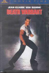 Death Warrant - (Region 1 Import DVD)