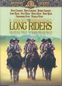 Long Riders - (Region 1 Import DVD)