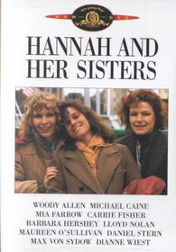 Hannah and Her Sisters - (Region 1 Import DVD)