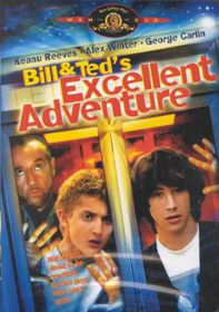 Bill and Ted's Excellent Adventure - (Region 1 Import DVD)