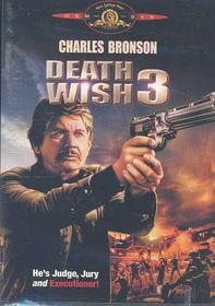 Death Wish 3 - (Region 1 Import DVD)