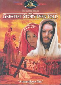 Greatest Story Ever Told - (Region 1 Import DVD)