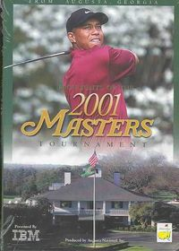 Highlights of the 2001 Masters - (Region 1 Import DVD)