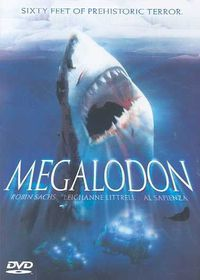 Megalodon - (Region 1 Import DVD)