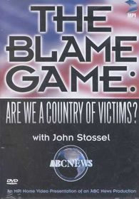 Blame Game: Are We a Country of Victim - (Region 1 Import DVD)