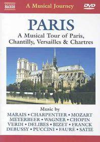 A Musical Journey - Paris - Various Artists (DVD)