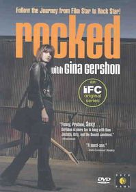 Rocked with Gina Gershon - (Region 1 Import DVD)