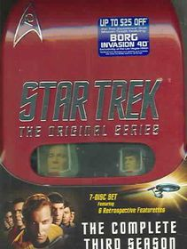 Star Trek:Original Series Sea 3 - (Region 1 Import DVD)
