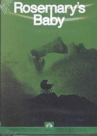 Rosemary's Baby - (Region 1 Import DVD)