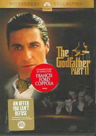 Godfather Part II - (Region 1 Import DVD)
