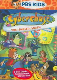 Cyberchase:Snelfu Snafu - (Region 1 Import DVD)