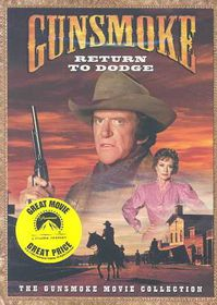 Gunsmoke:Return to Dodge - (Region 1 Import DVD)