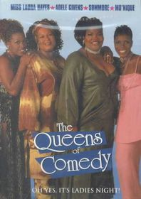 Queens of Comedy - (Region 1 Import DVD)