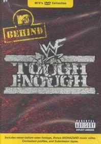 Mtv's Behind Tough Enough - (Region 1 Import DVD)